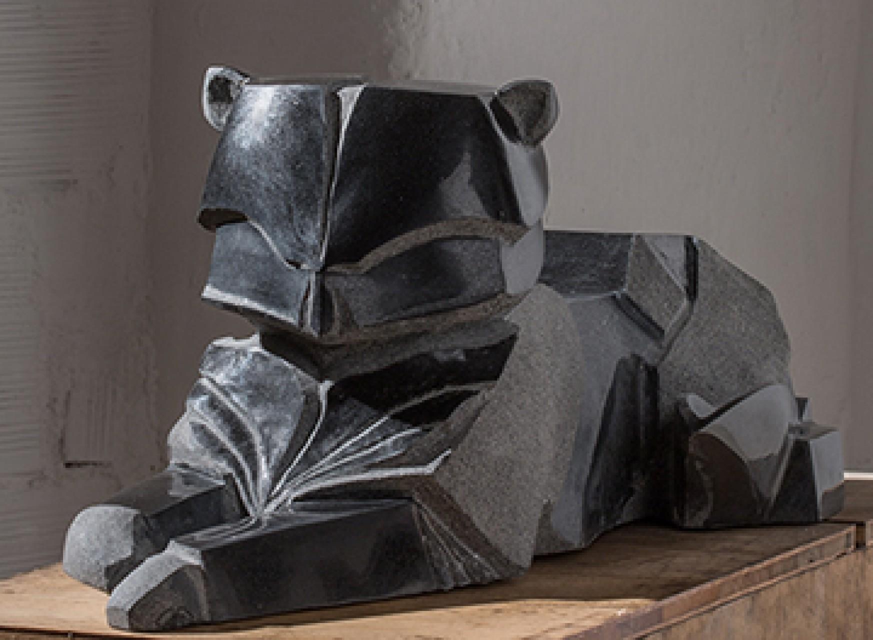 Guardiano - sculture