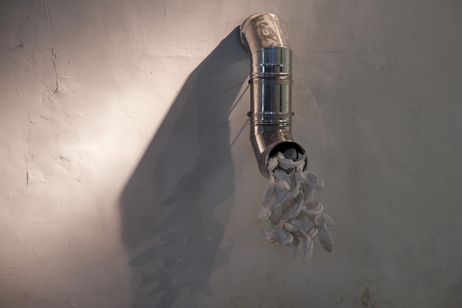 Tubo - sculture